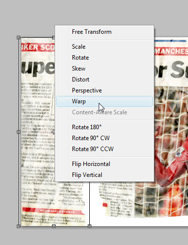 Photovideonews,Crumpled and Torn Paper Effect,photoshop effects,
