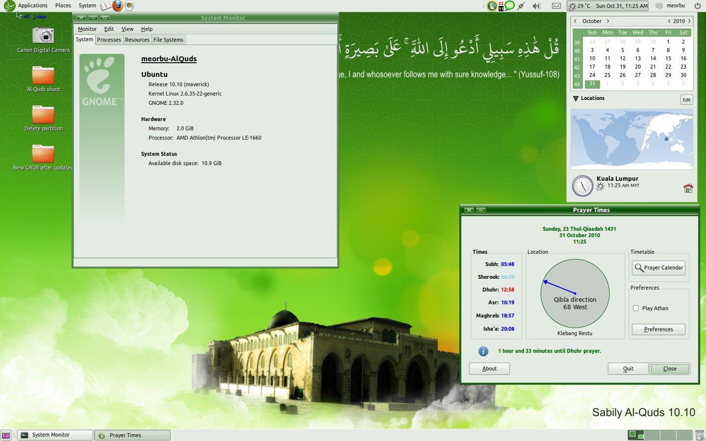 Sabily 10.10 Al-Quds