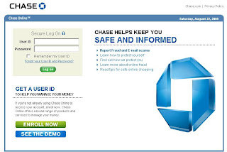 Option trades from chase bank
