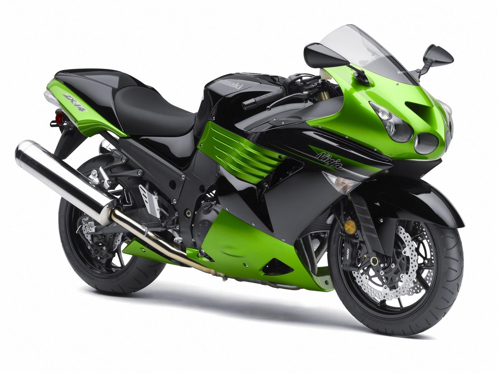 Kawasaki Introduce 2011 Kawasaki Ninja ZX-14 ~ Motor Sport ...