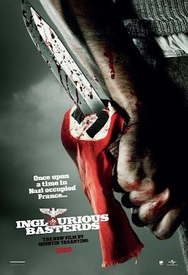 Inglorious Basterds, Bastardos sin gloria, Tarantino, 2009,