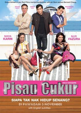 Review Filem : Pisau Cukur
