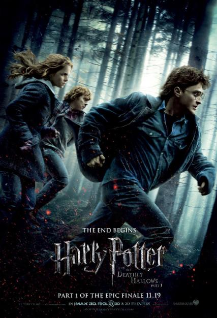 Review Film : Harry Potter and the Deathly Hallows Part 1