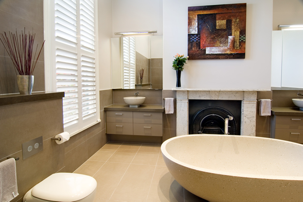 Victorian Bathrooms Are In Keeping With The Traditional Bathroom But You Can Mix New Old For A Great Clean Look Whether Its Just An Fireplace