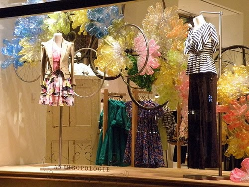 Anthropologie Spring 2010 Windows Nyc Style Amp A Little