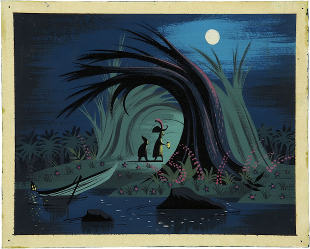 Mary Blair Peter Pan
