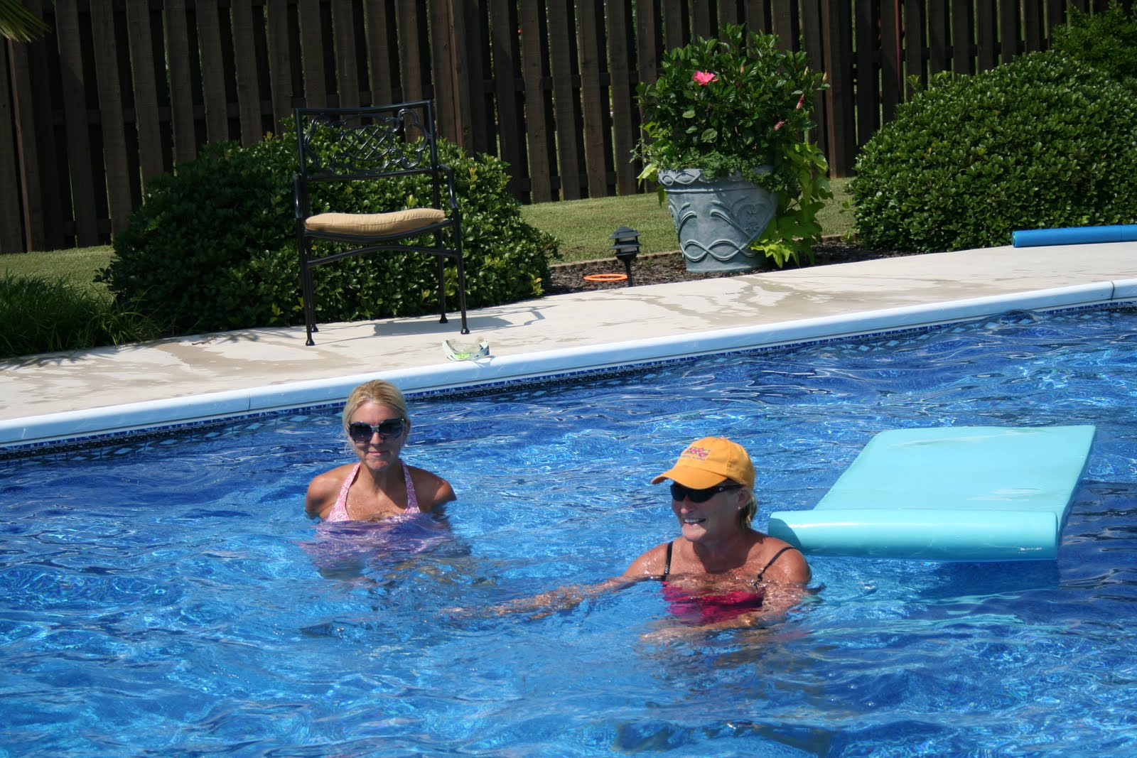 Running The Race Cheer Camp And Backyard Pools