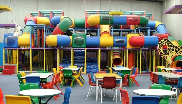 Childrens party place business plan