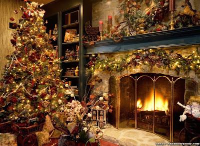 Christmas lights greetings