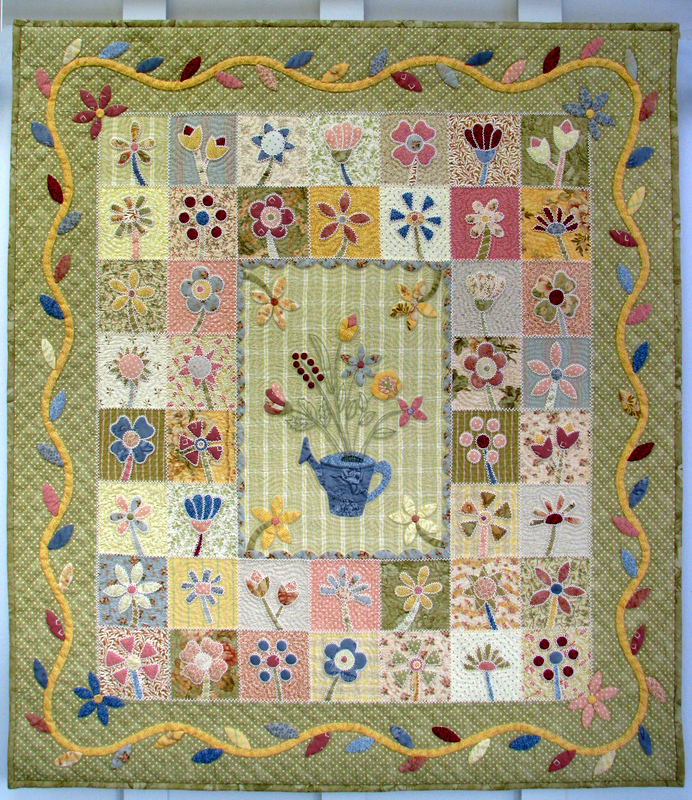Applique Embroidery Favorite Quilt 171 Embroidery Amp Origami
