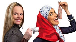 Dutch Muslim women are really Dutch
