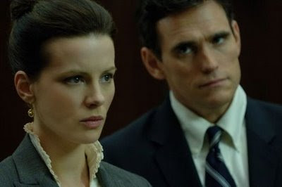 Kate Beckinsale and Matt Dillon - Nothing But The truth Movie