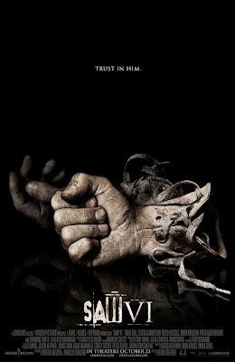 Saw 6 Creepy Poster