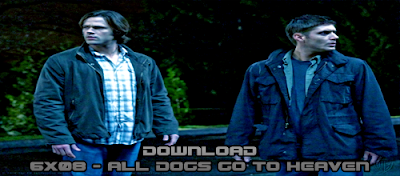 Sobrenatural 6x08 All Dogs Go To Heaven