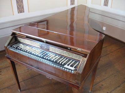 The Folding Harpsichord: Austria Trip Part 6 : 9/2 Vienna Day 2 - Haydnhaus (Chinese)