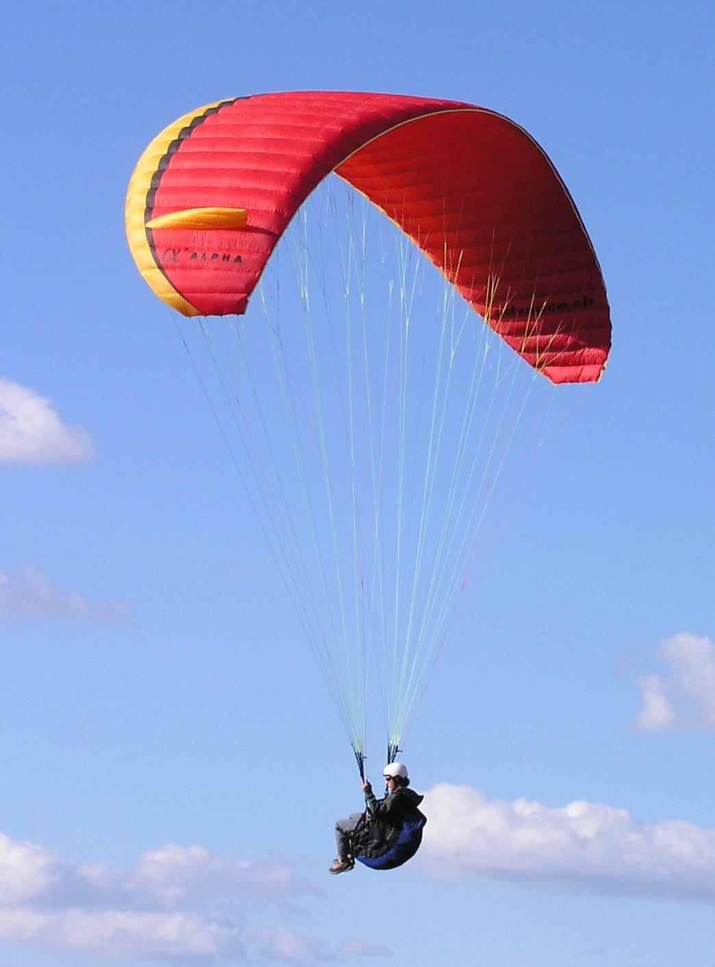 Himachal Pradesh: Paragliding