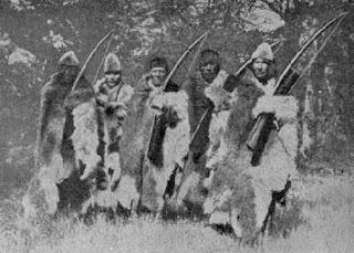Pueblo Aborigen Cultura de los Onas