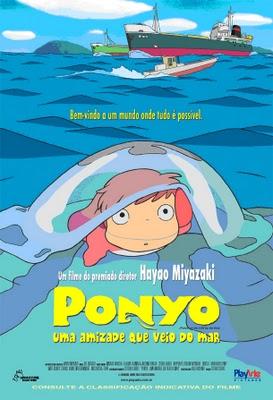 Baixar Torrent Ponyo Uma Amizade Que Veio do Mar Download Grátis