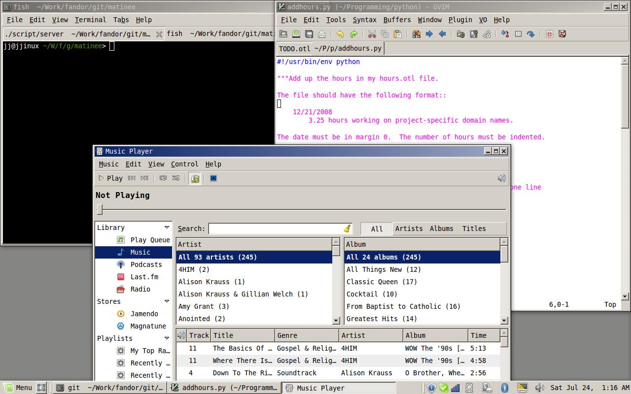 Linux: Retro Desktops