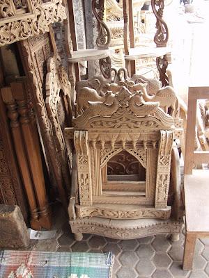 Rajee Sood Saharanpur Craftsmenship In Bandra Market