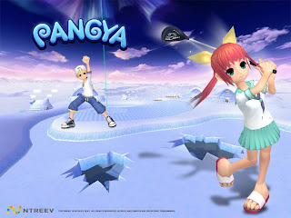 โหลดเกม Pangya Offline 2.15b One2up