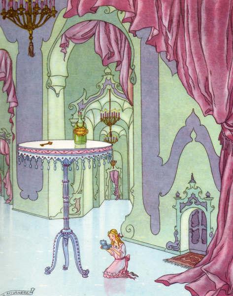 Violette Lavilaine Les Illustrations D Alice Au Pays Des