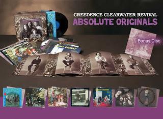 Luiz Woodstock Creedence C Revival The Ccr Box Set