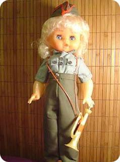 La jodía Nancy Legionaria, icono de lo hortera.
