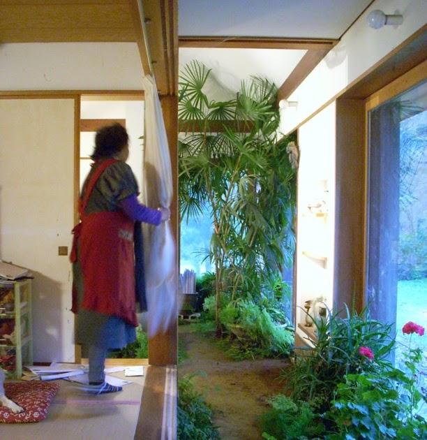 Japanese Garden Indoor: Balcony Garden Dreaming: Indoor Japanese Garden Of Dreams