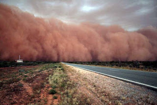 Geelong Visual Diary Dust Storms And Climate Change