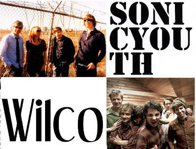 Sonic youth y Wilco en Chile Argentina