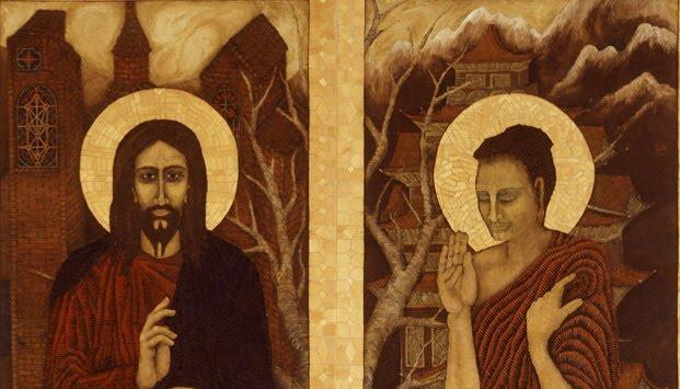Buddha Und Jesus