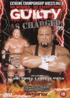 Image result for ecw guilty as charged 1999