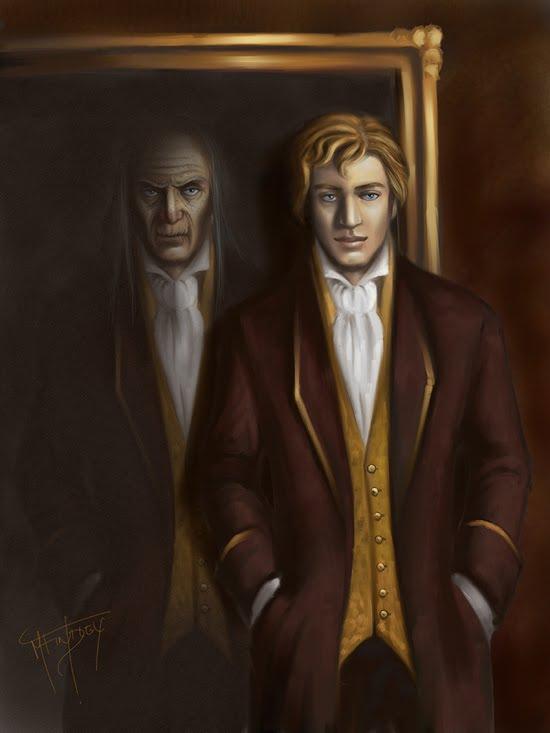 Siete peldaños: El retrato de Dorian Gray