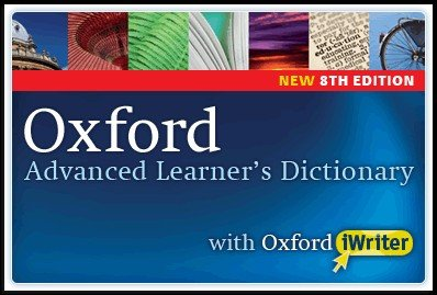 Từ điển Oxford Advanced Learner's Dictionary (8th Edition)