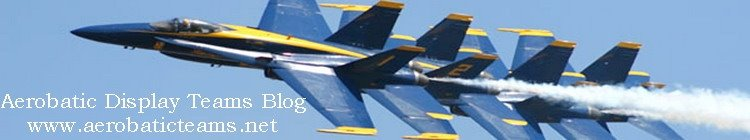 Aerobatic Display Teams Blog