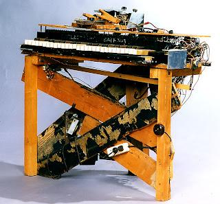 El Electronic Sackbut de Hugh Le Caine de 1948