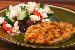 Kalyn's Kitchen®: Grilled Chicken with Tarragon-Mustard ...
