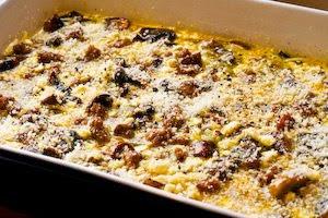 Kalyn's Kitchen®: Low-Carb Breakfast Casserole with Sweet ...