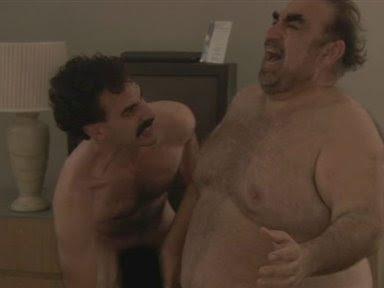 naked uncensored Borat