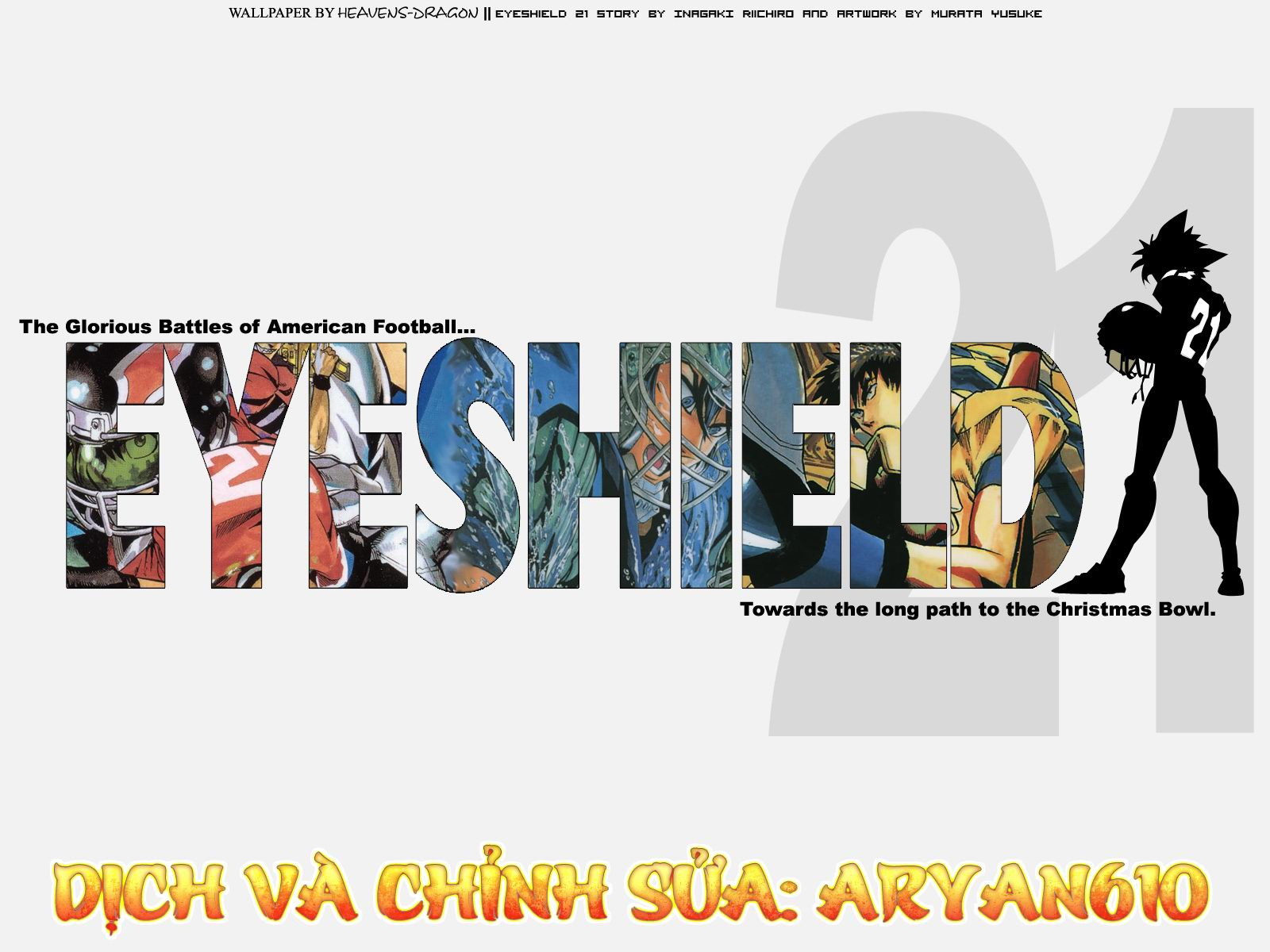 Eyeshield 21 chapter 58 trang 1