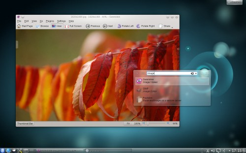 KDE SC 4.6 is already here!