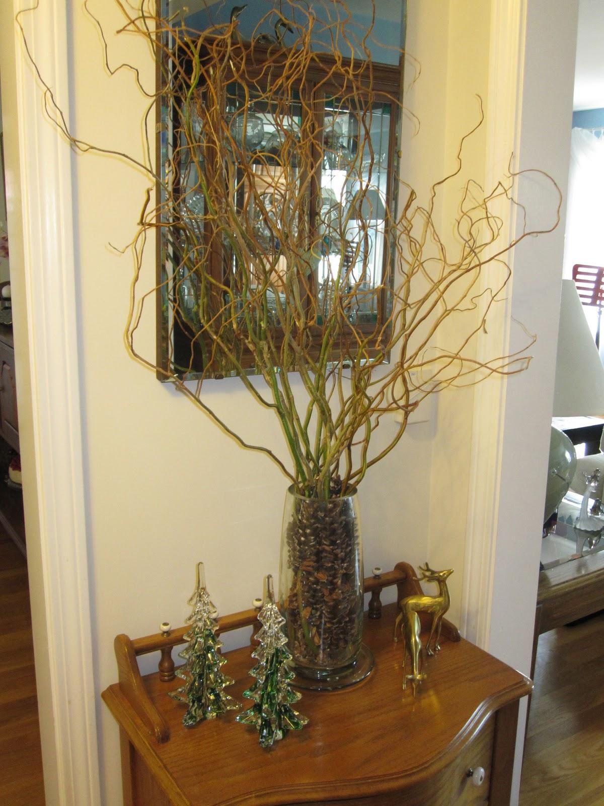 Barb S Decorating Tips Pine Cone Arrangements