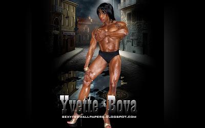 Yvette Bova Hardcore 80