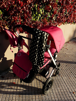 bugaboo cameleon pink