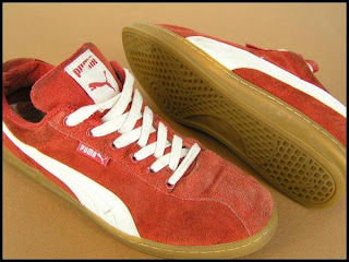 3a3e30cb916 Puma Trainers - colourways and variations  Puma Teku Suede colourways