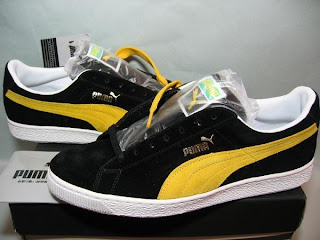 new arrival 1cb7a fa5a8 Puma Trainers - colourways and variations: Puma Suede ...
