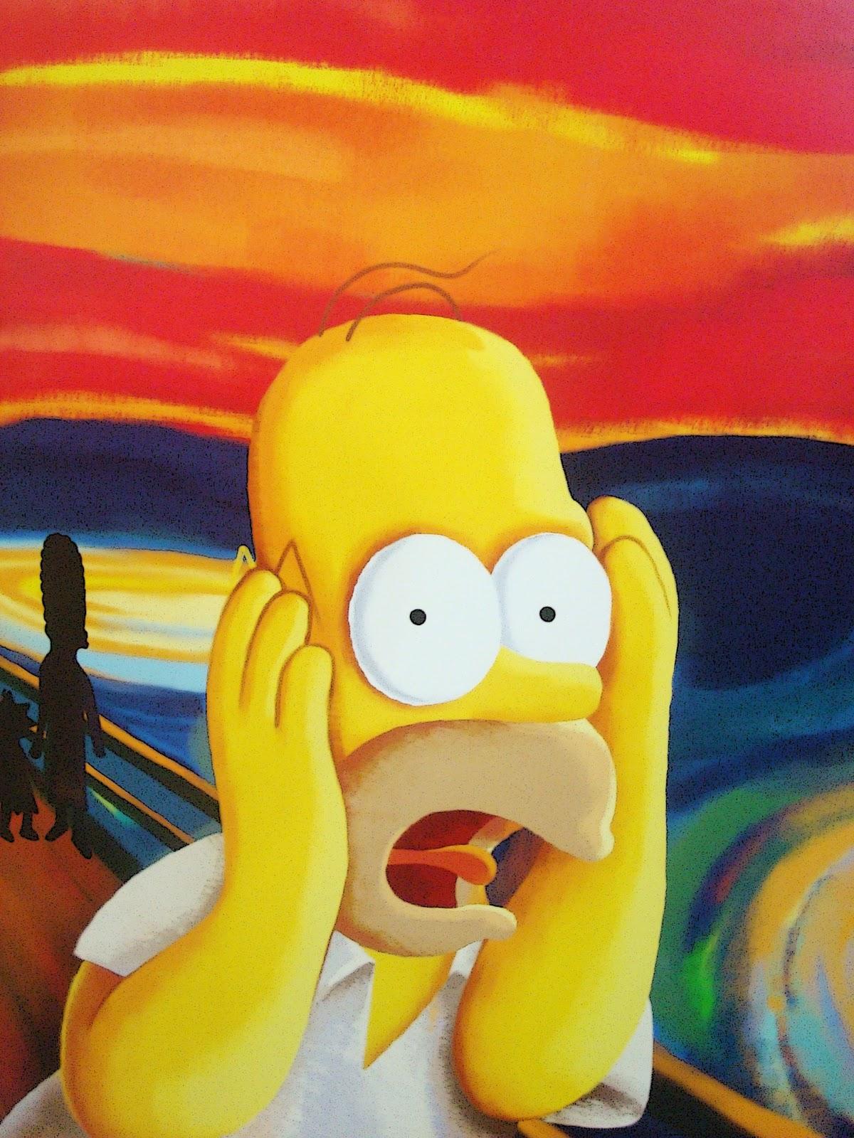 Lisa simpson e bart simpson - 5 2