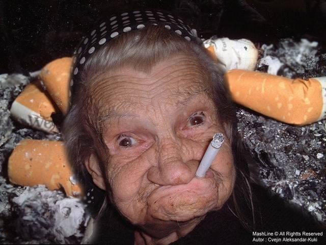 3 señoras mayores disfrutan un dick malo 3