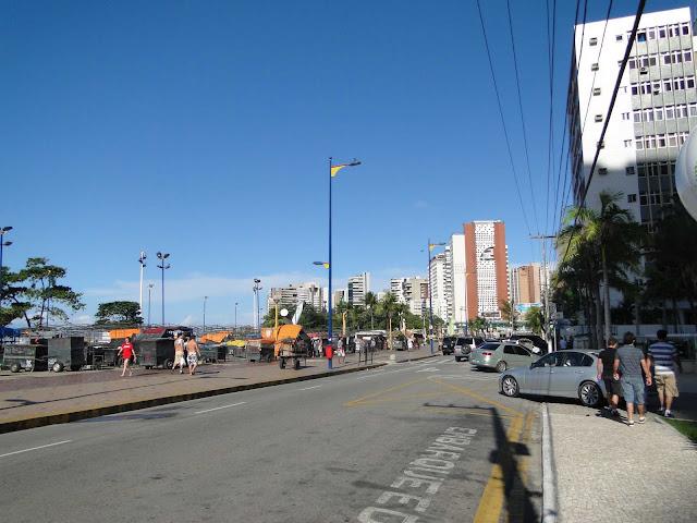 Praia do Meireles Fortaleza Ceará